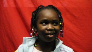 Hawa, 9 ans